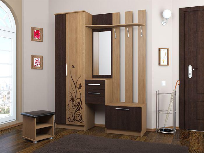 Мебель для небольшого коридора