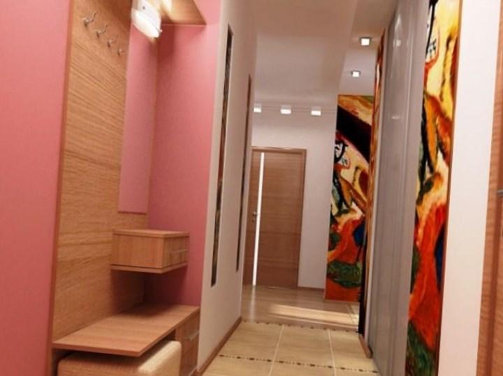 Мебель для обустройства коридора