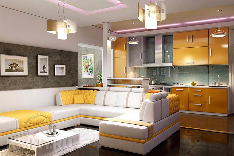Мебель для обустройства кухни в доме