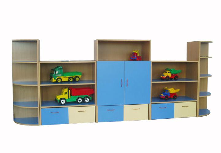 Мебель для оформления детского сада