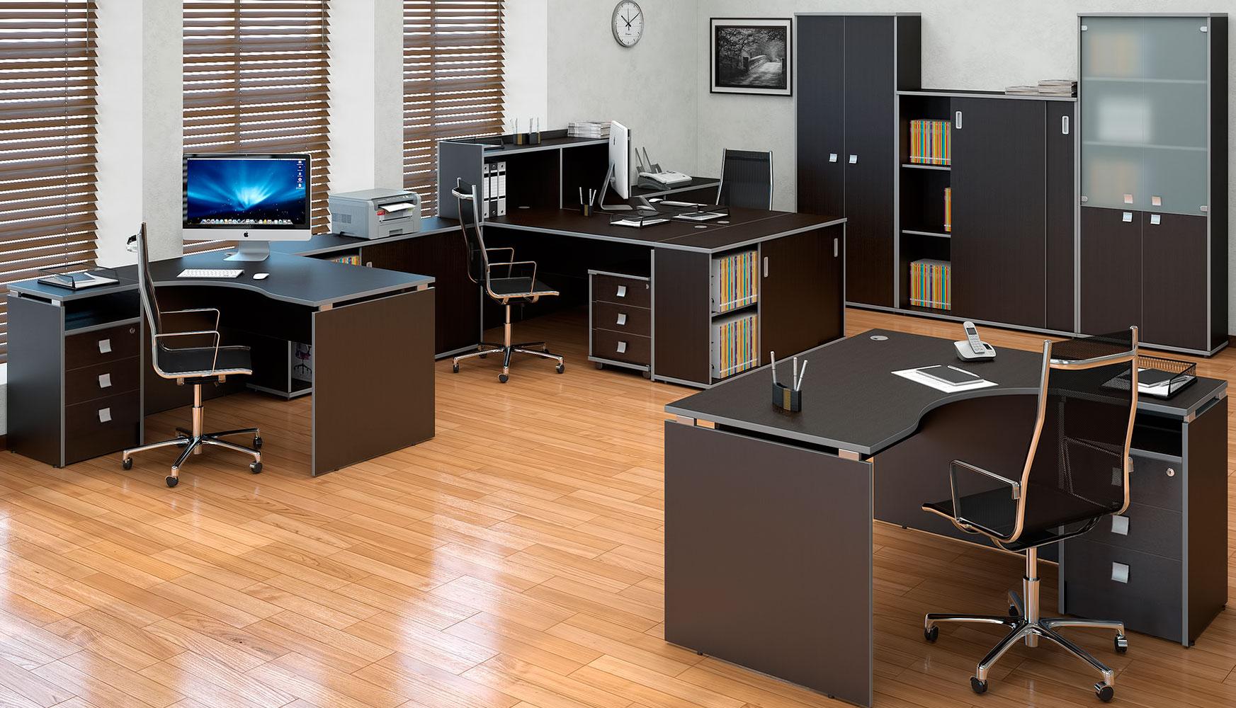 Мебель для персонала в офис