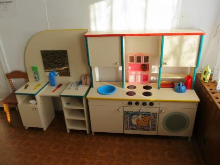 Мебель игровая для детского сада в помещение