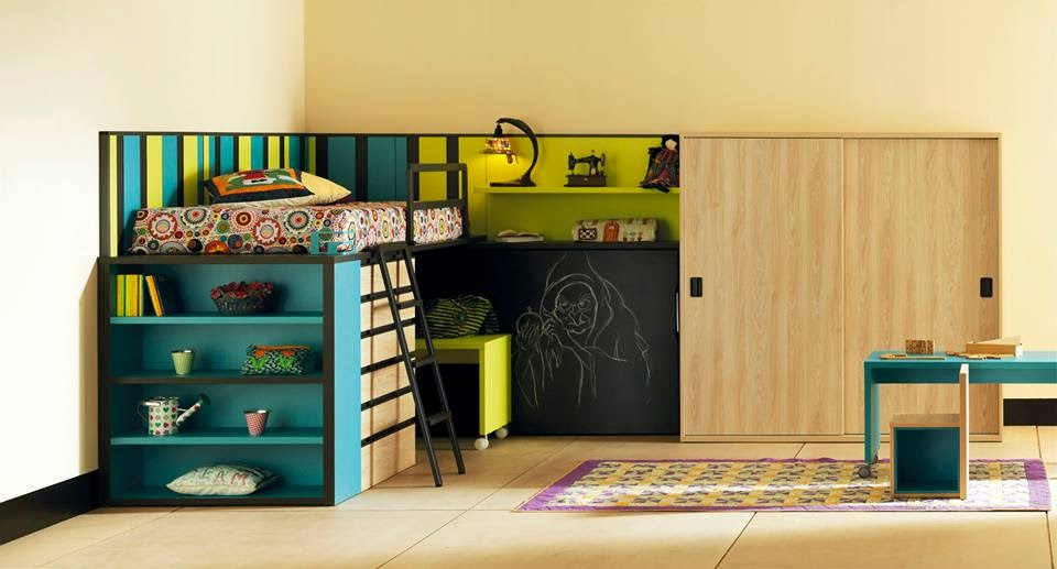 Мебель из Италии для ребенка от 3 лет до 6 лет