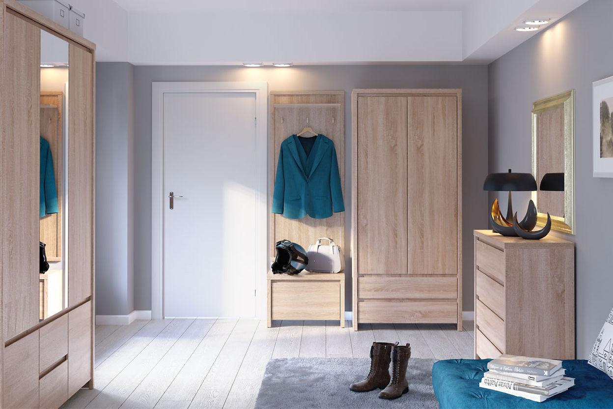 Мебель светлого цвета