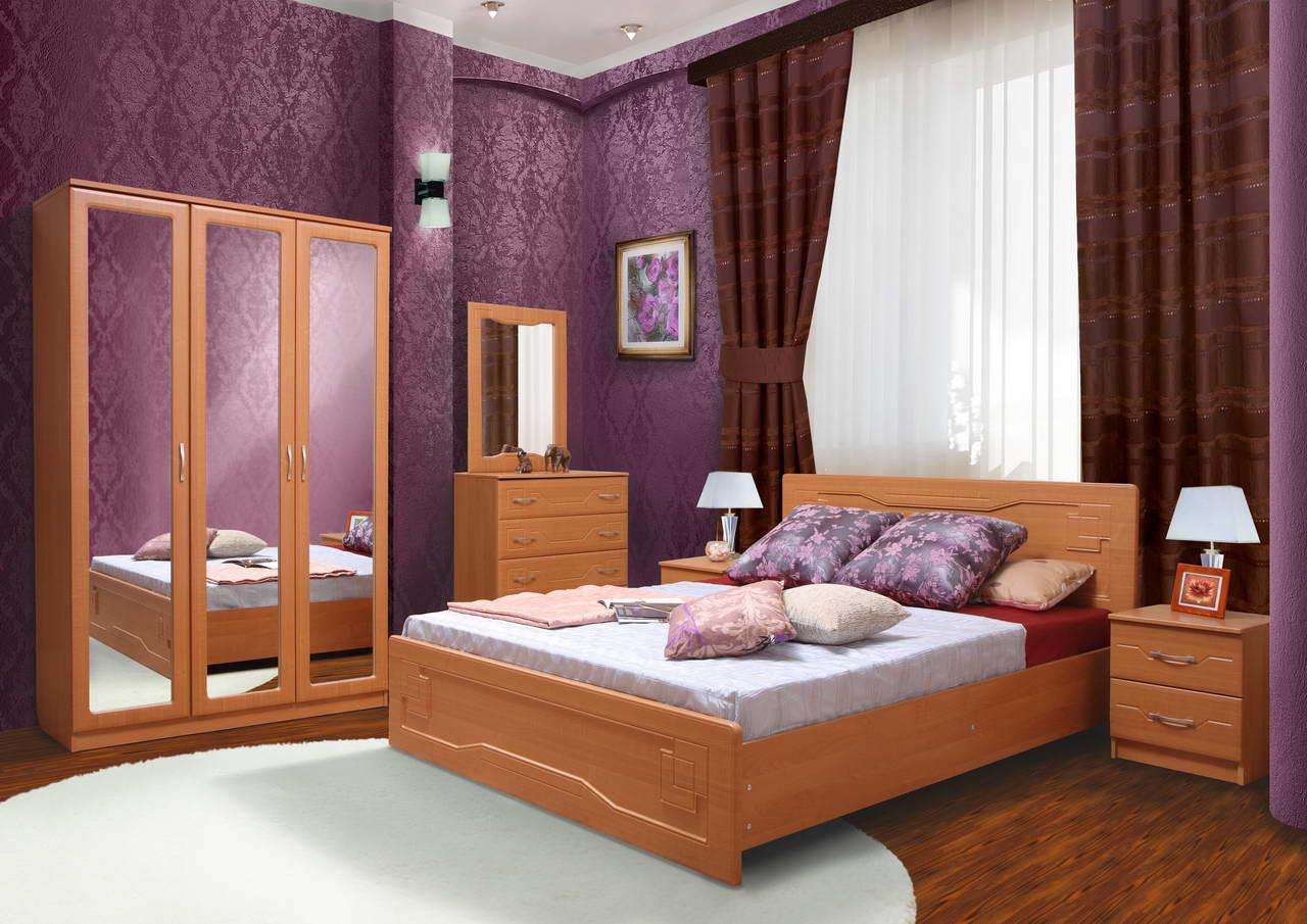 Мебель цвета ольха в интерьере