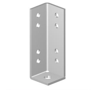 Мебельные металлические уголки