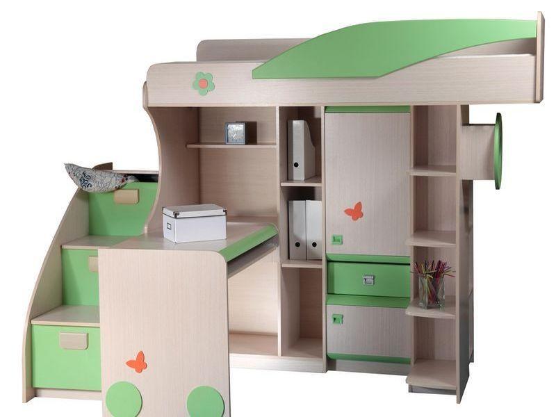 Многофункциональный набор детской мебели