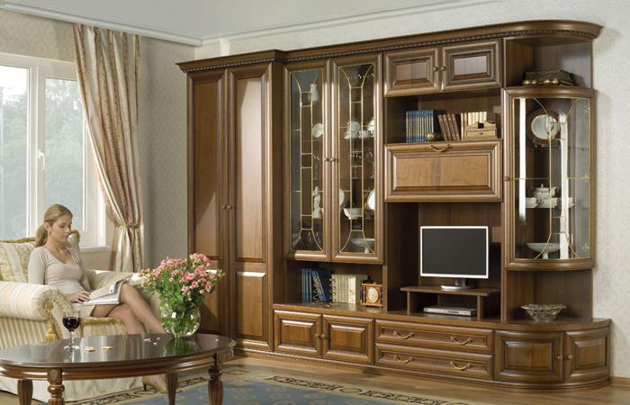 Модели современной мебели для гостиной