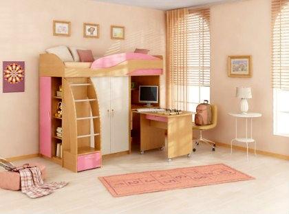 Модульная мебель для детской