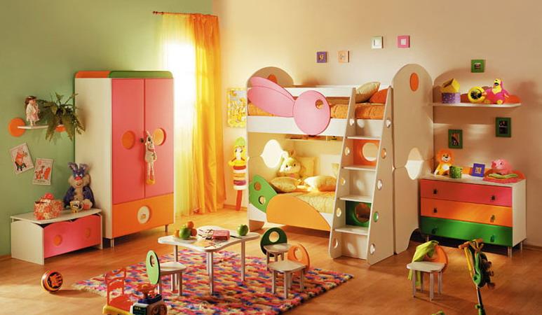 Модульная мебель для малышей