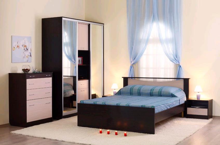 Модульная мебель для спальной комнаты