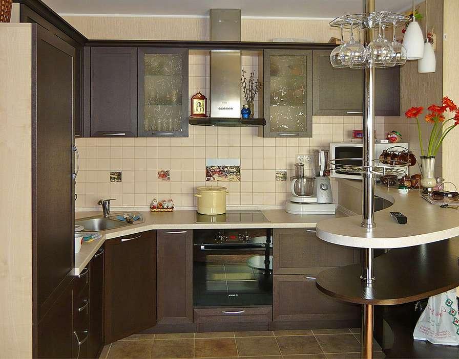 Модульная мебель на кухне