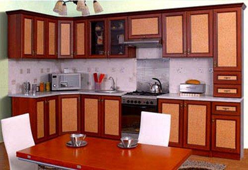 Модульные кухни очень удобны
