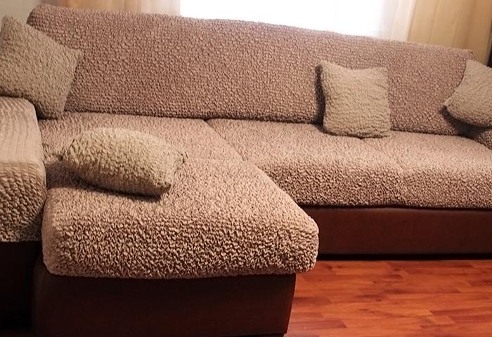 Чехлы с подушками