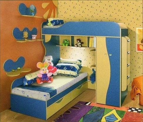 Набор мебели для детей от 2.5 лет