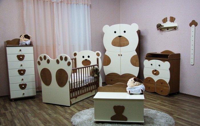 Набор мебели для малышей