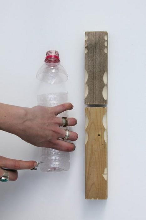 Надрез бутылки