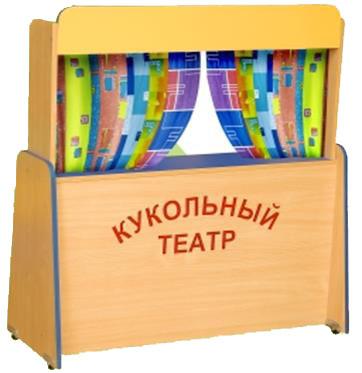 Недорогая игровая мебель в детский сад
