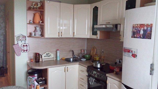 Недорогая реставрация кухонного гарнитура