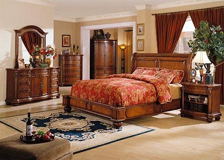 Несколько правил выбора мебели с цветом вишни