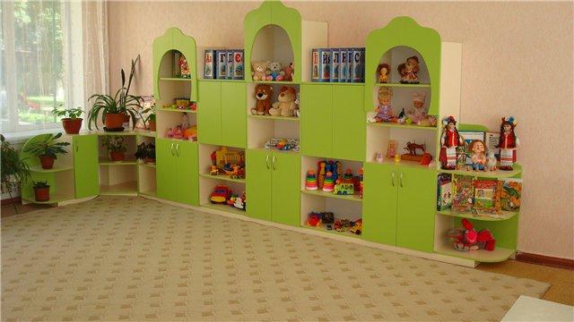 Обустройство комнаты для ребенка