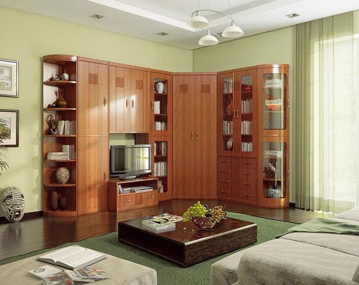 Обустройство комнаты в доме