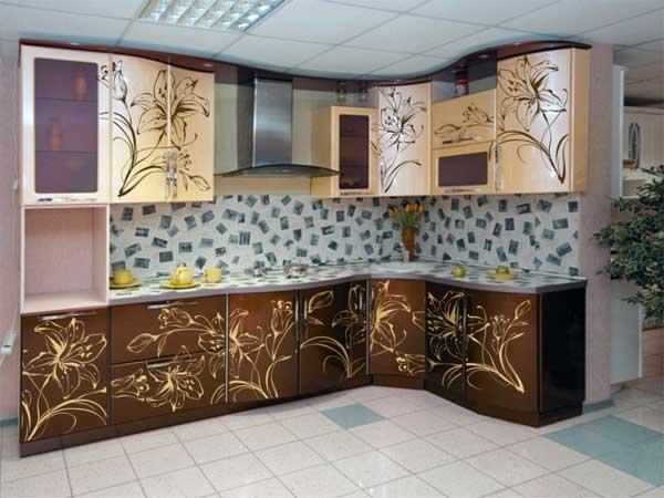 Оформление мебели в доме