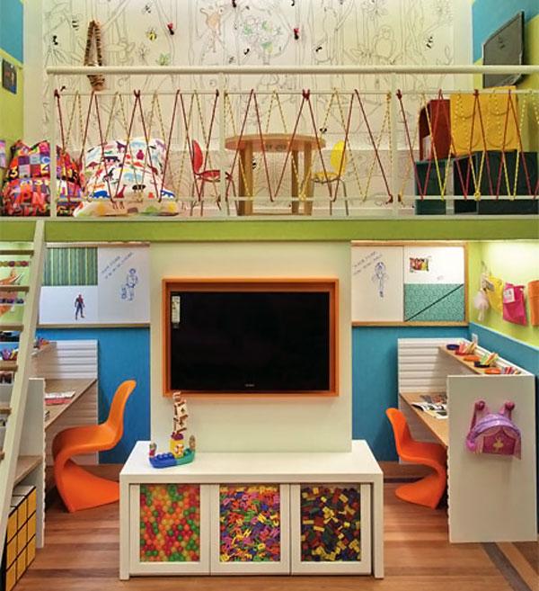 Оформляем декор в небольшйо красивой комнате