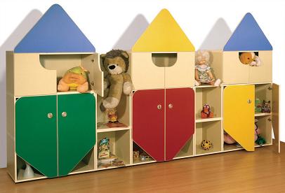 Оригинальная мебель для детского сада