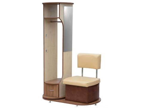 Оригинальная мебель для малогабаритной прихожей