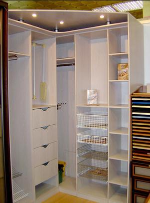 Особенности офорления гардеробной комнаты 4 кв м