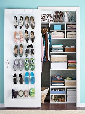 Особенности оформления гардероба 4 кв.м