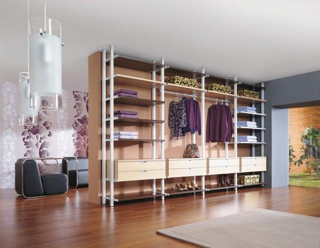 Польская гардеробная система
