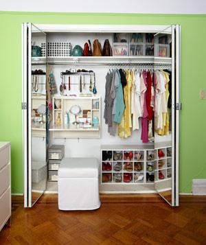 Помещение для гардероба 4 кв.м