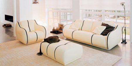Практичная поролоновая мебель