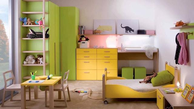 Правила создания приятного внещнего вида комнаты