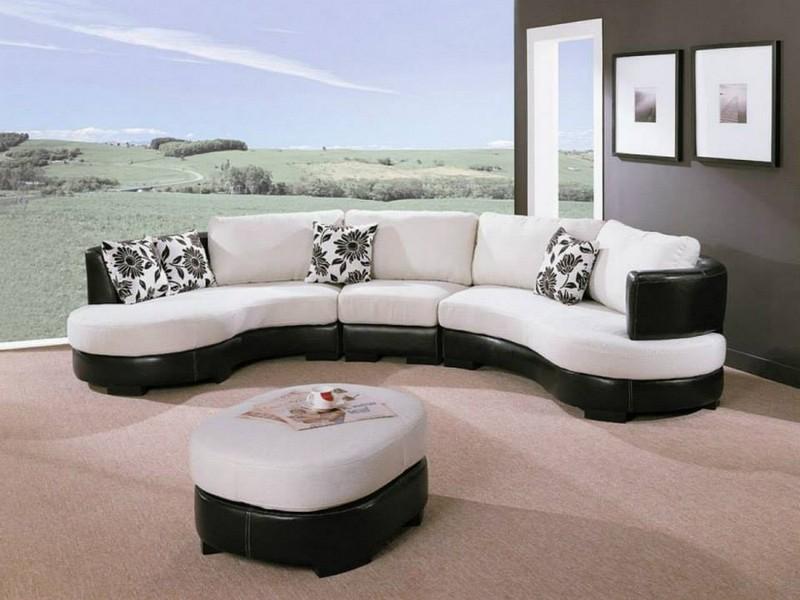 мягкая мебель для гостиной преимущества и недостатки конструкций