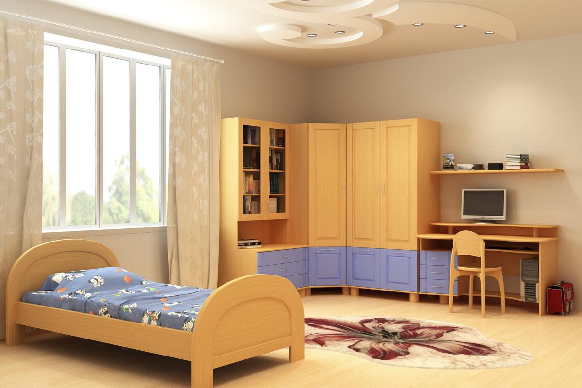 Правильно выбираем детскую мебель из деревянного массива