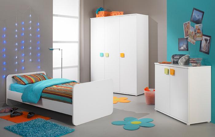 Правильно выбираем мебель белого цвета для детской
