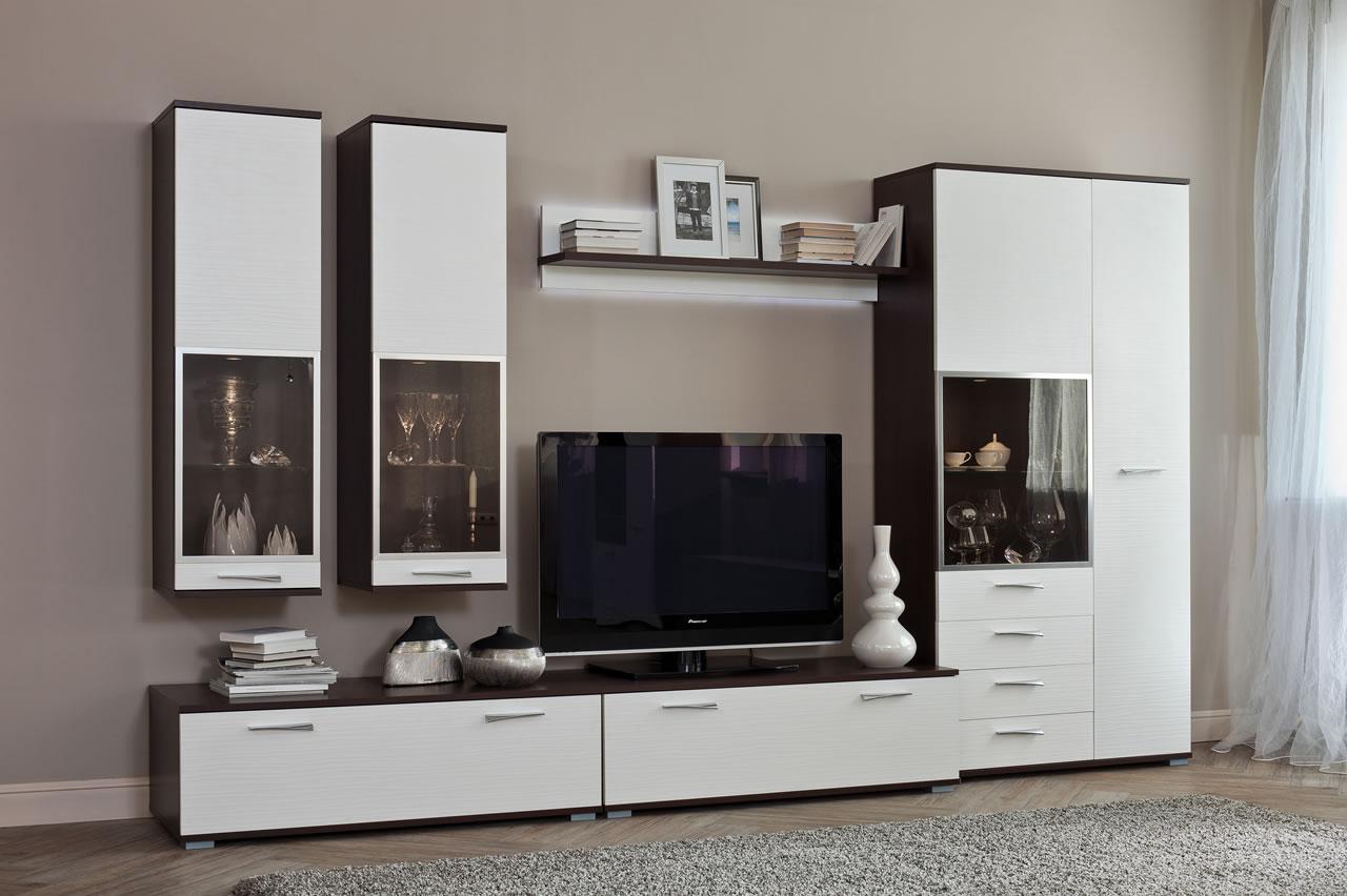 мебель для гостиной какими особенностями обладает и как выбрать
