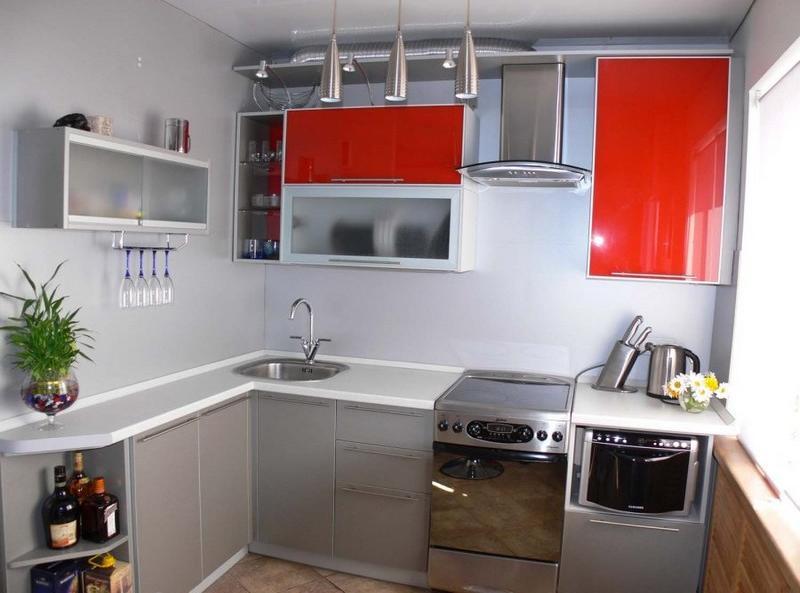 Картинки по запросу Как правильно расставить мебель на маленькой кухне?