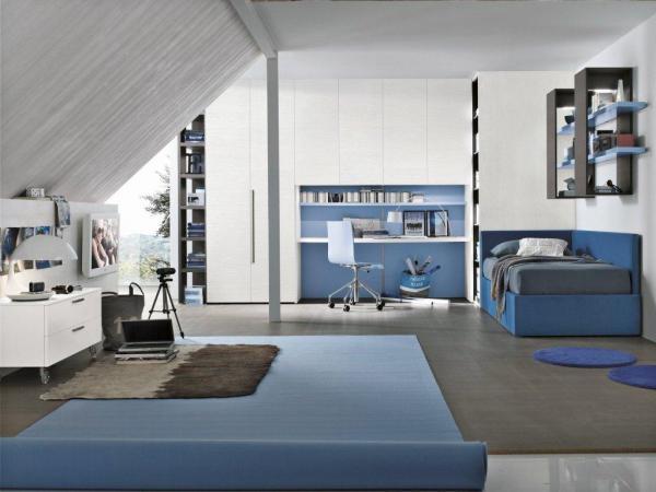 Правильно выбираем мебель из Италии для подростка