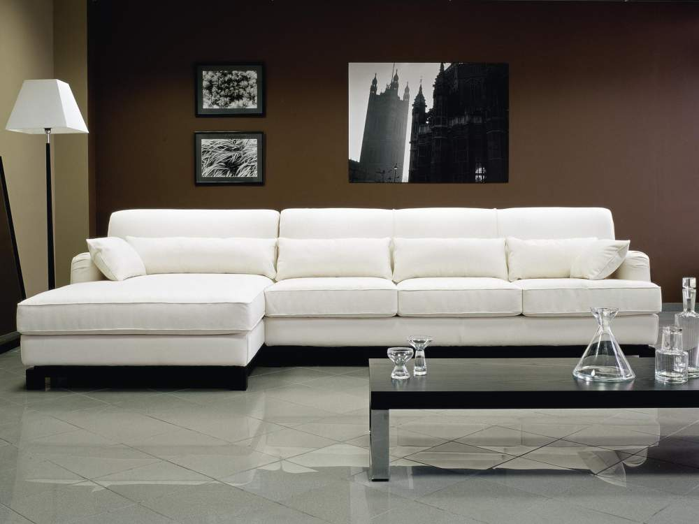 Правильно выбираем мягкий тип мебели для гостиной комнаты