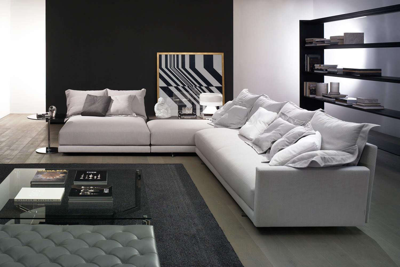 Правильно выбираем мягкую мебель для гостиной