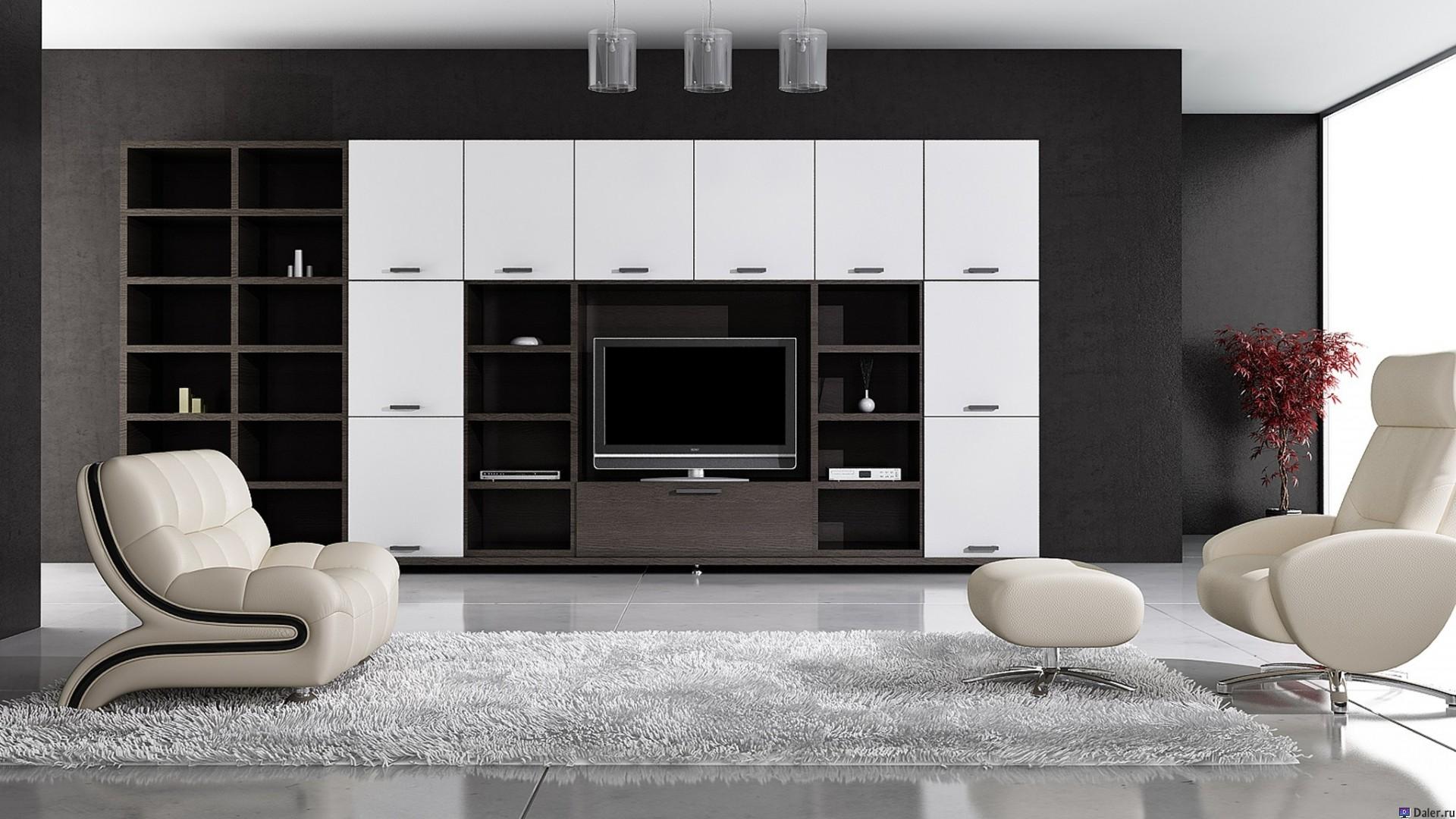 Правильно выбираем оттенок белого цвета мебели