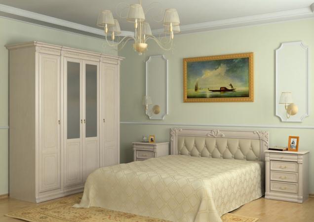 Правильно выбираем расположение мебели в спальной комнатеэ