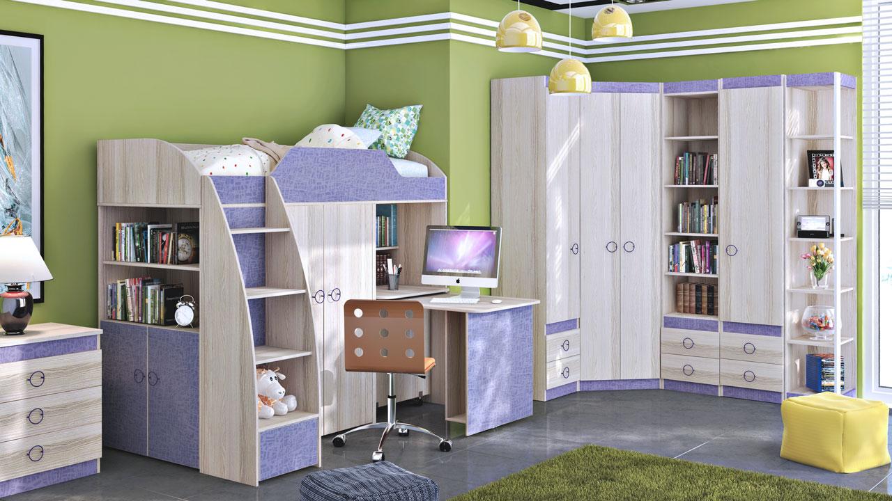 Правильное декорирование поверхностей в комнате