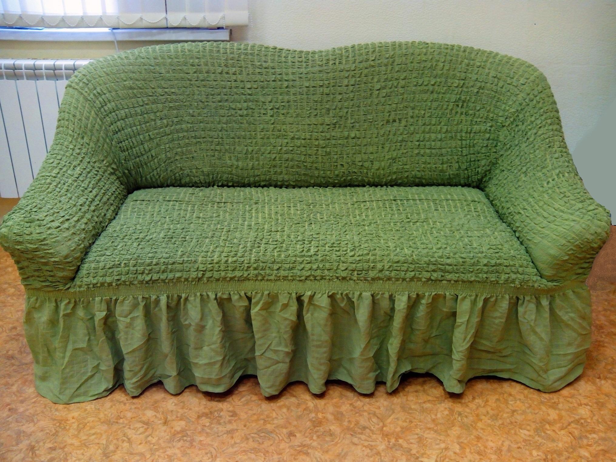 Пример еврочехла на мебель