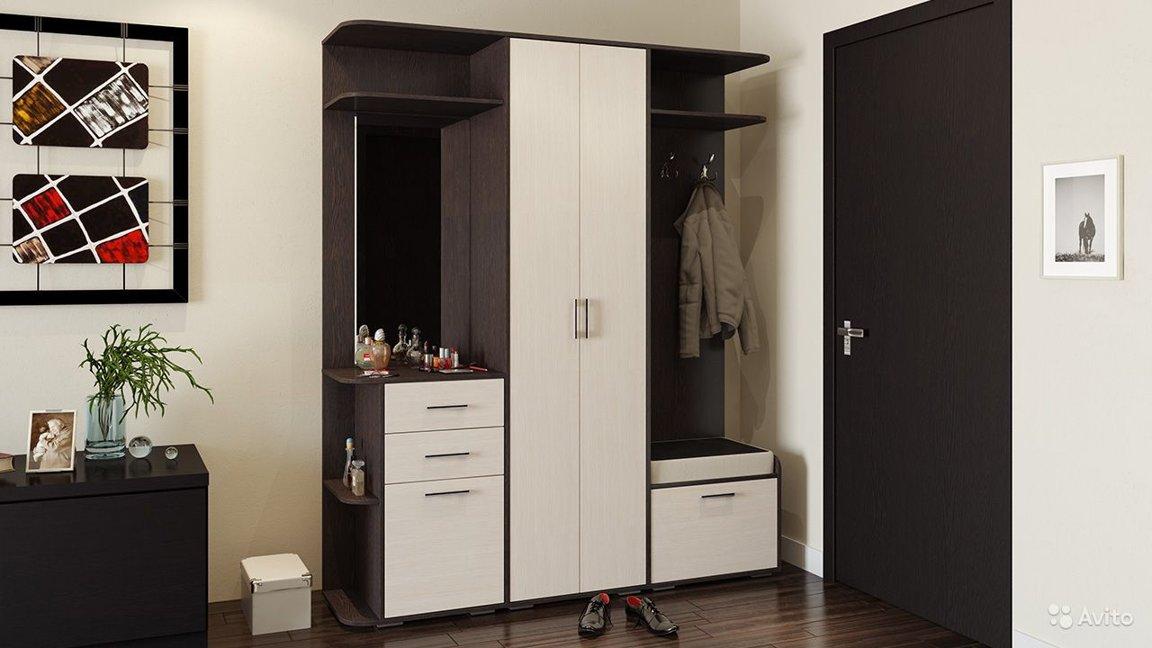 Пример красивого темного оформления комнаты