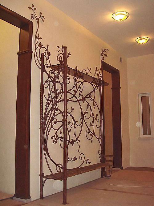 Привлекательная красивая комната